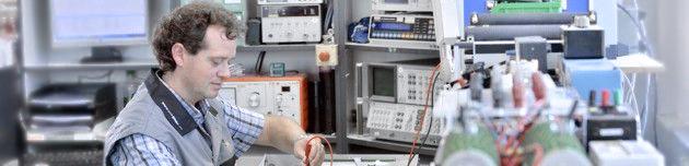 Reperaturservice für Messgeräte