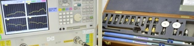 Messgeräte im HF Labor