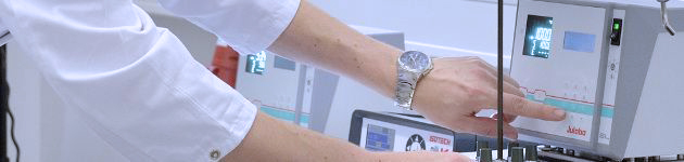 Geräte für die Kalibrierung von Temperatur und Feuchte
